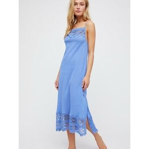 Free People Womens Abbi Cotton OB776745 Dress Maxi